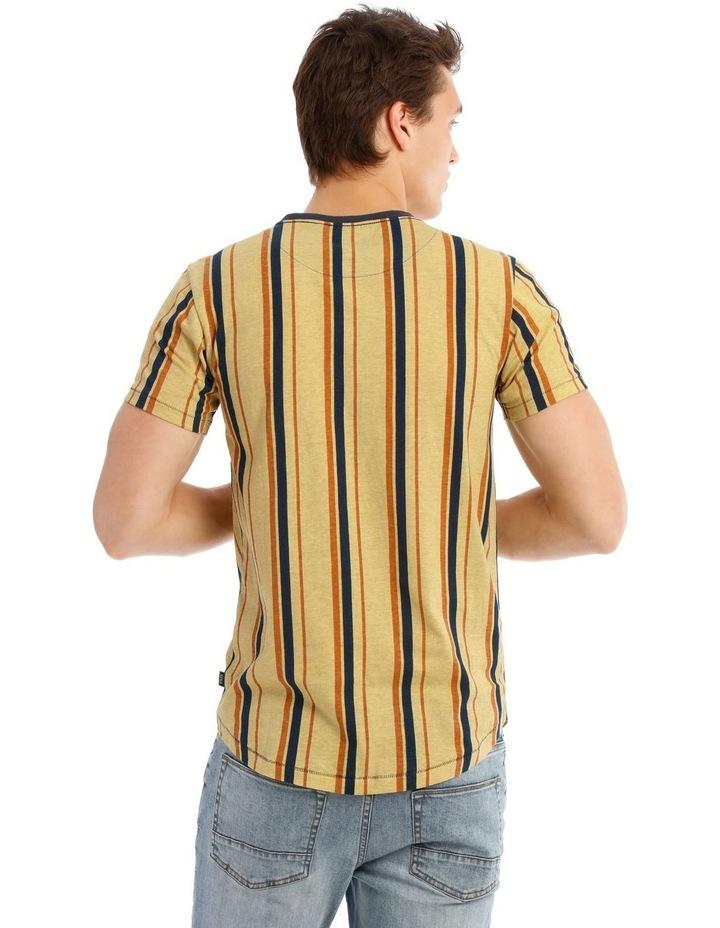 Golden Plains Short Sleeve Stripe Tee image 3
