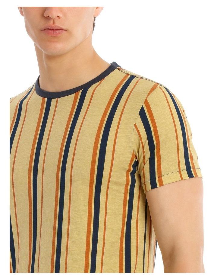 Golden Plains Short Sleeve Stripe Tee image 4