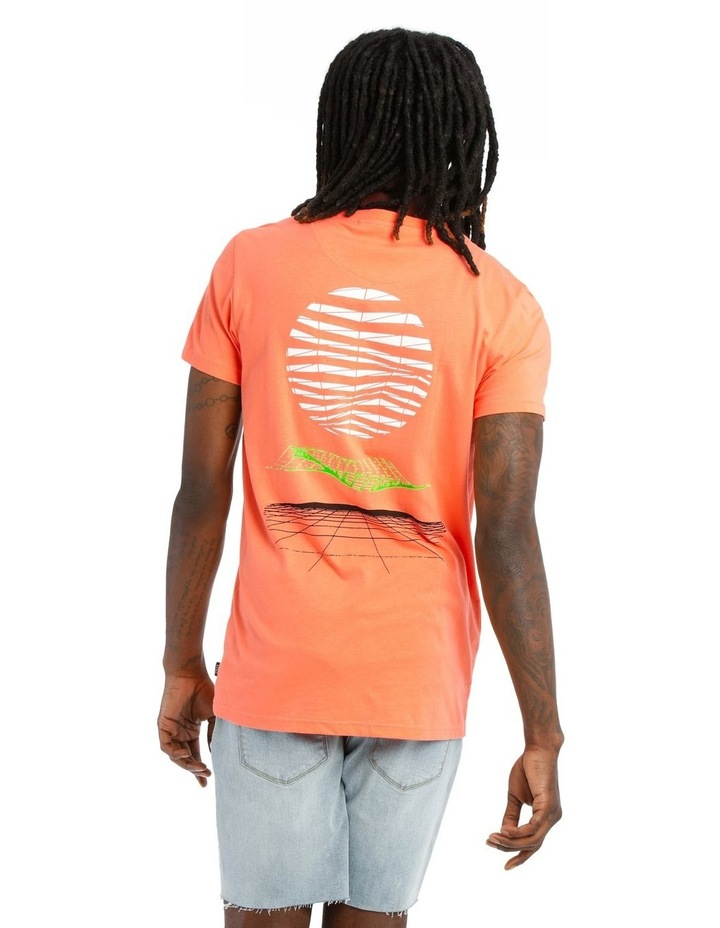 Ultra Neon Placement Print Tee image 3