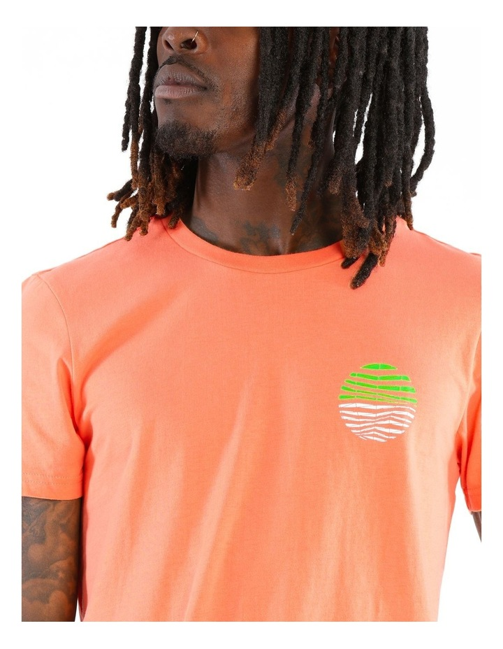 Ultra Neon Placement Print Tee image 4