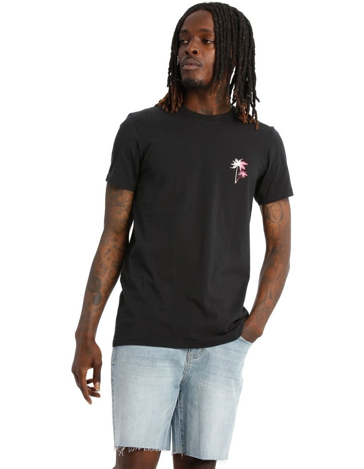 Pulse Placement Print Tee image 1