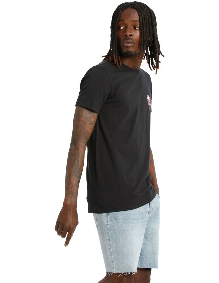 Pulse Placement Print Tee image 2
