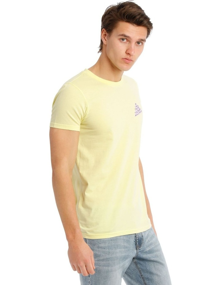 Golden Triangle Placement Print Tee image 2