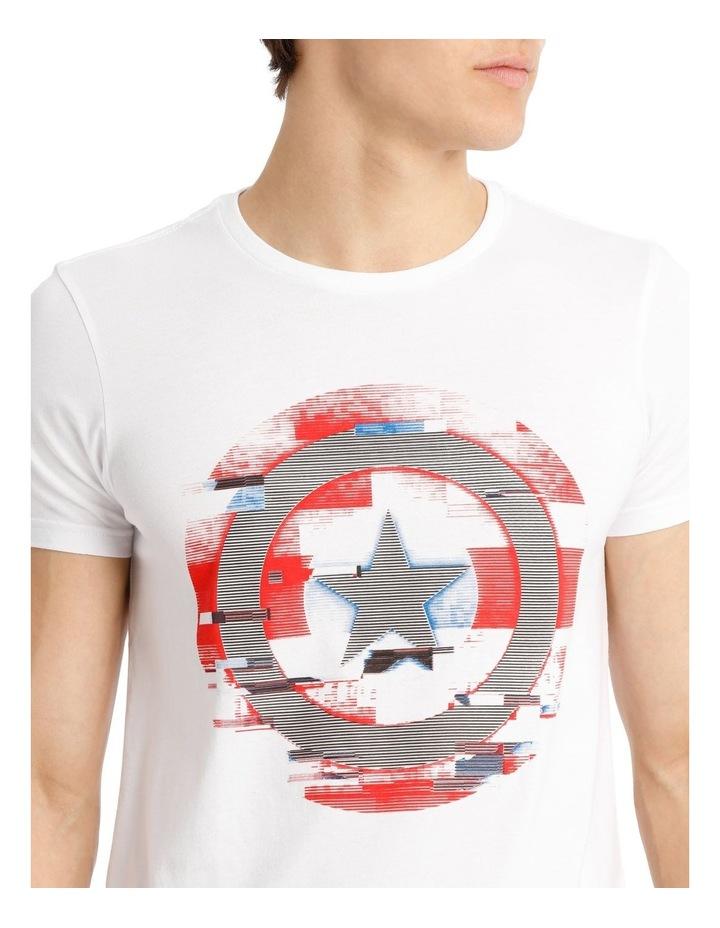 Captain America Shield Tee image 4