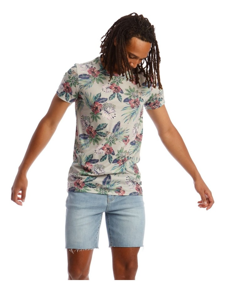 Dizzy Sublimated Print Tee image 1