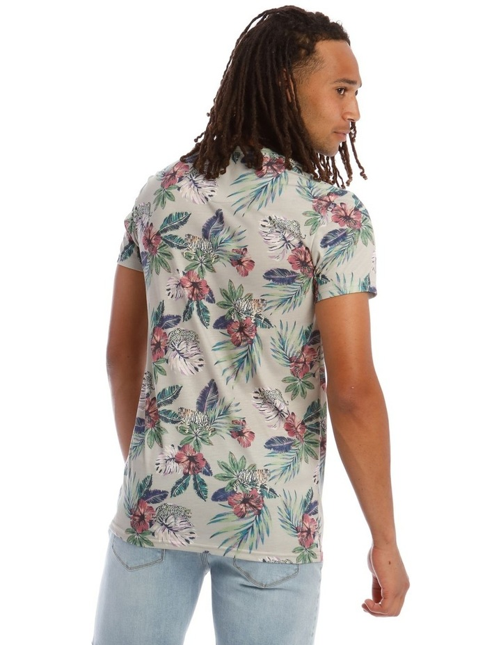 Dizzy Sublimated Print Tee image 3