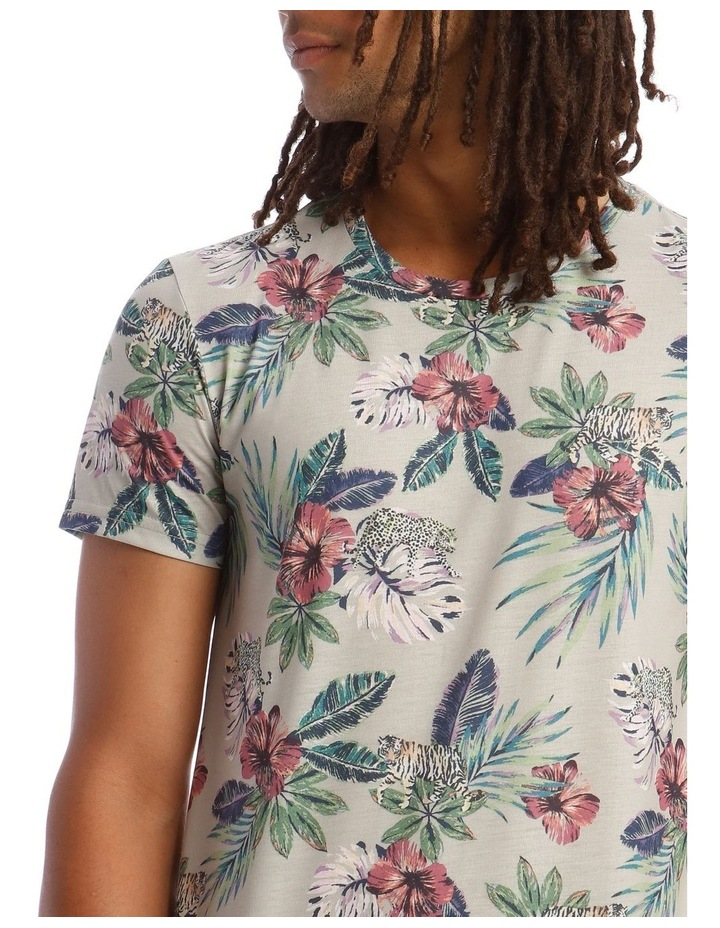 Dizzy Sublimated Print Tee image 4