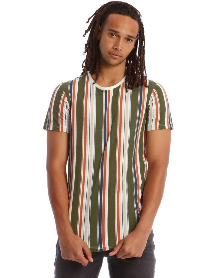 Reed Vertical Stripe Tee image 1