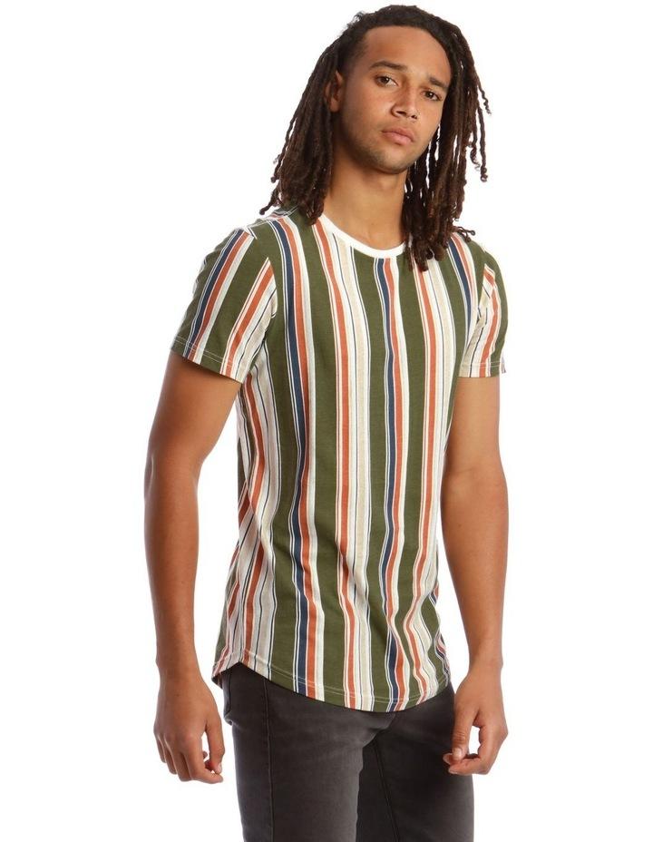 Reed Vertical Stripe Tee image 2