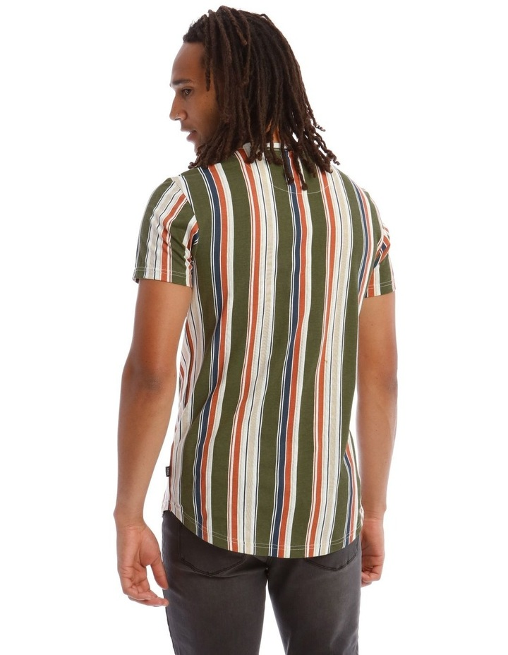 Reed Vertical Stripe Tee image 3