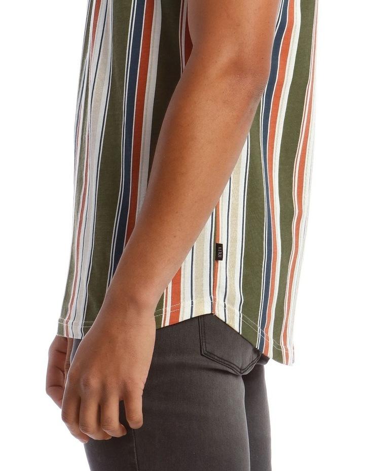 Reed Vertical Stripe Tee image 4