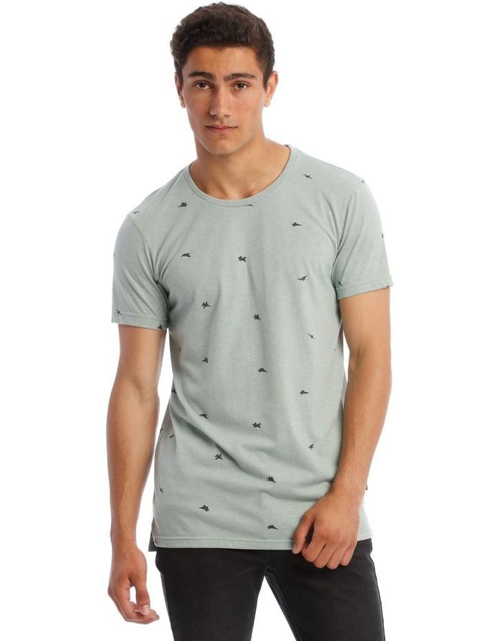 Chipper Convo Print T-Shirt image 1