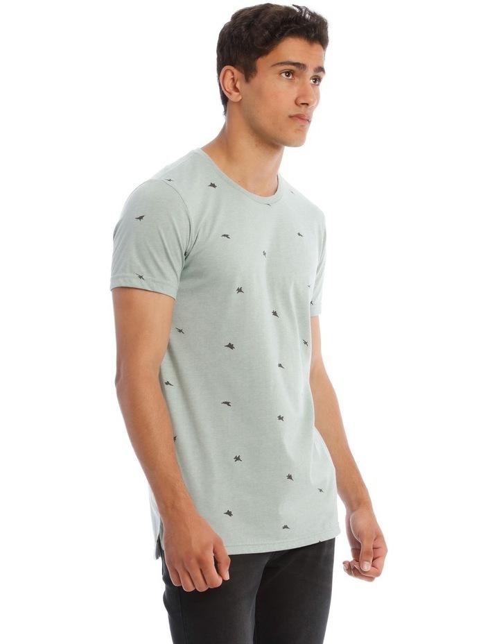 Chipper Convo Print T-Shirt image 2