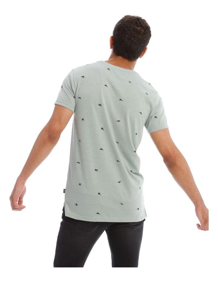 Chipper Convo Print T-Shirt image 3
