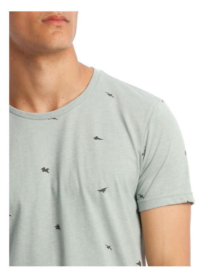 Chipper Convo Print T-Shirt image 4