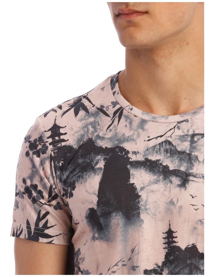 Kusaka Sublimated Print T-Shirt image 4