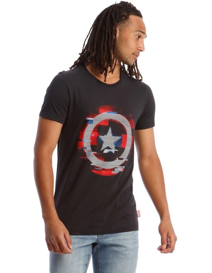 Captain America Shield Tee image 1