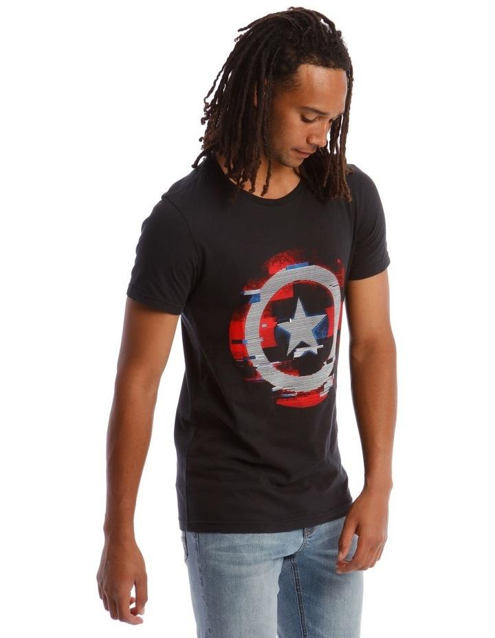 Captain America Shield Tee image 2