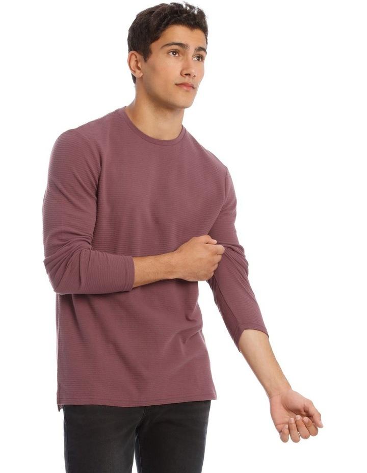 Logan Long-Sleeve Rib T-Shirt image 2