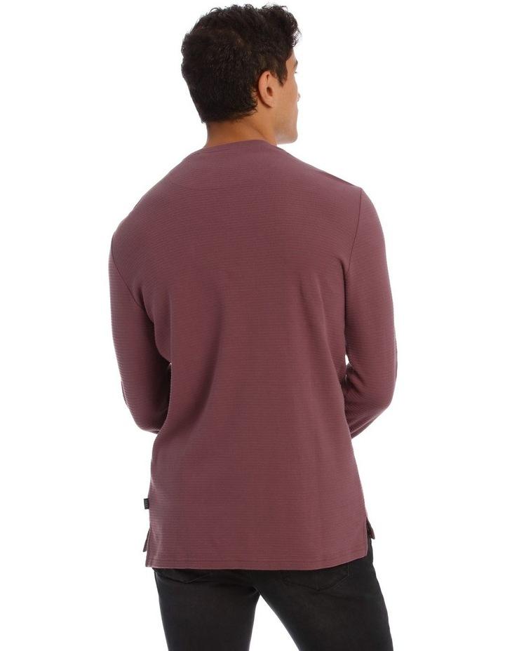 Logan Long-Sleeve Rib T-Shirt image 3