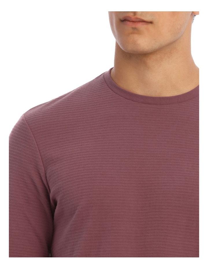 Logan Long-Sleeve Rib T-Shirt image 4