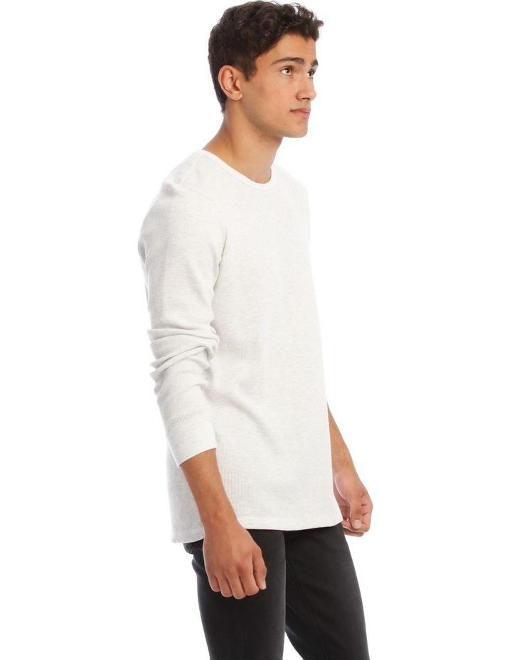 Oliver Long-Sleeve Waffle T-Shirt image 2