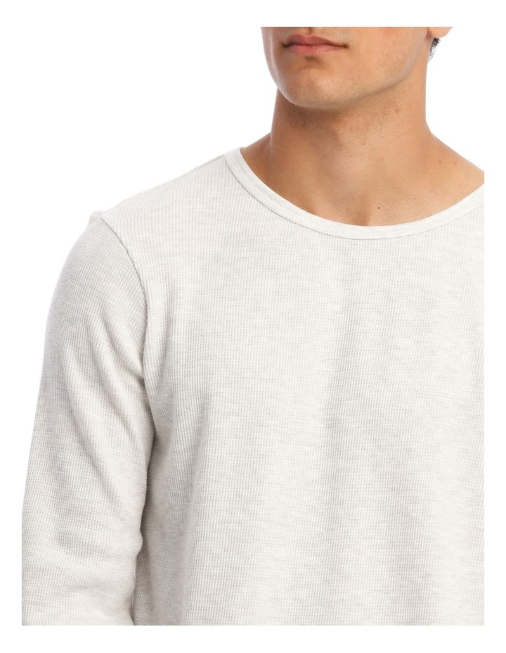 Oliver Long-Sleeve Waffle T-Shirt image 4