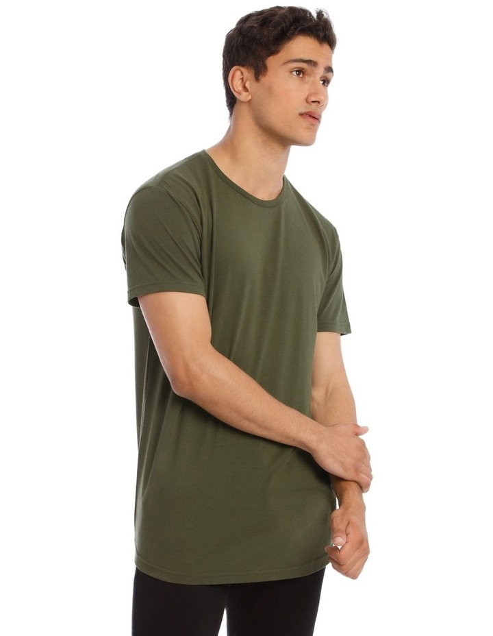 Hadspen T-Shirt With Curved Hem image 2