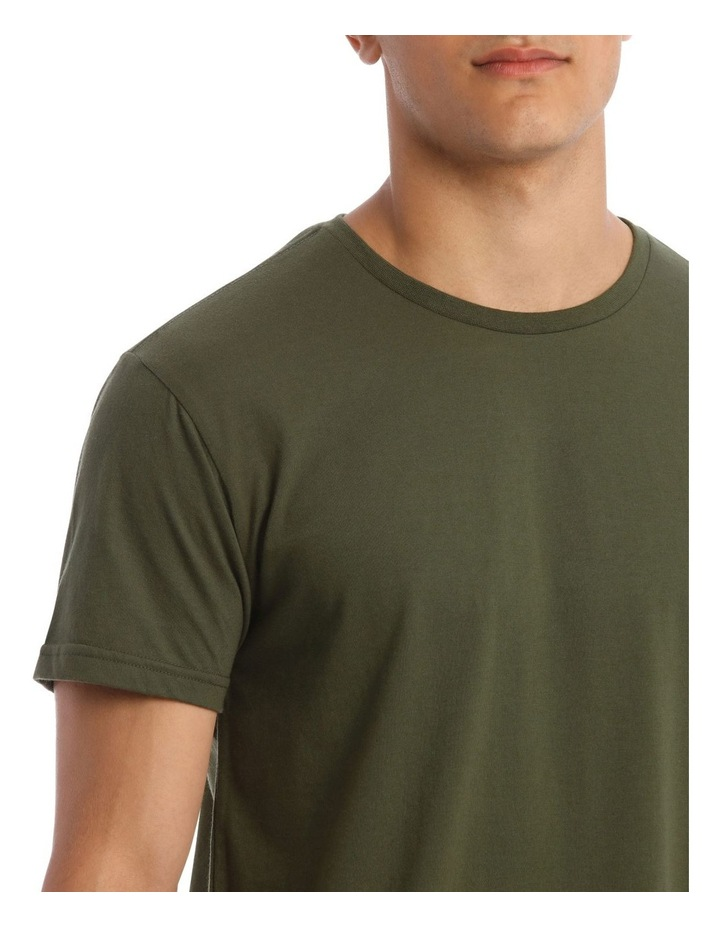 Hadspen T-Shirt With Curved Hem image 4