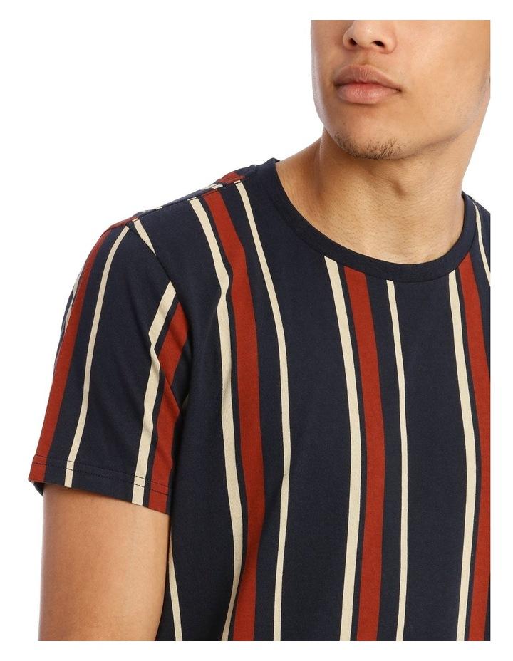 Emission Stripe Short Sleeve Tee image 4