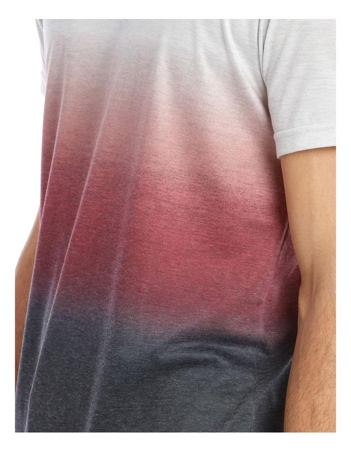 Evolution Dip Dye Short Sleeve Tee image 4