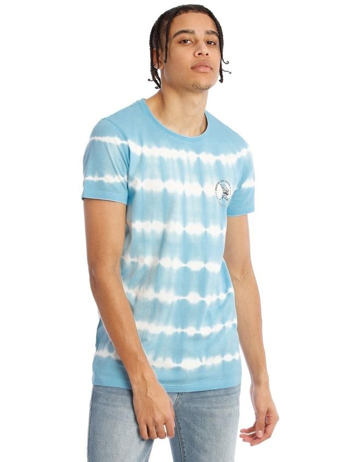 Reclaimed Tie Dye Short Sleeve Tee image 1