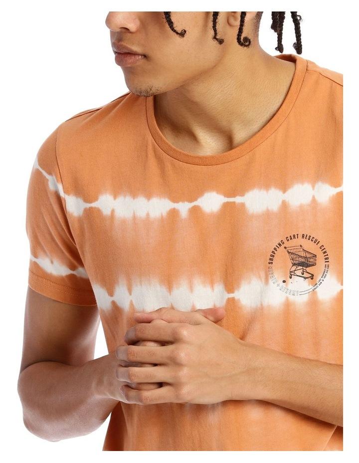Reclaimed Tie Dye Short Sleeve Tee image 4