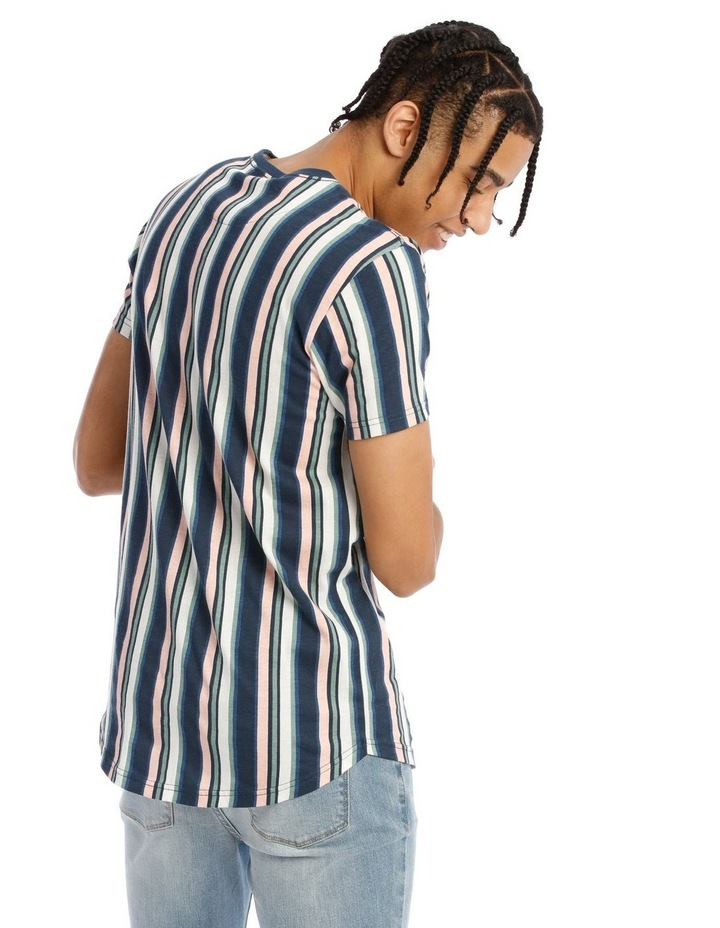 Celebration Stripe Short Sleeve Tee image 3