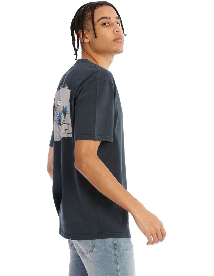Metamorphosis Placement Print Short Sleeve Tee image 2