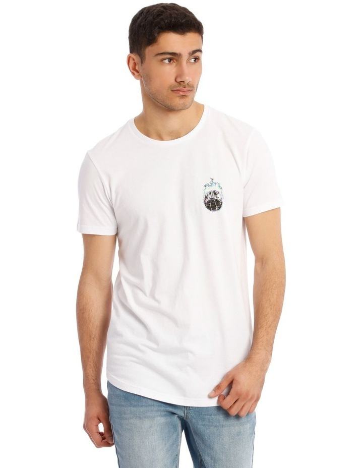 Hot in the Oven Placement Print Short Sleeve Tee image 1