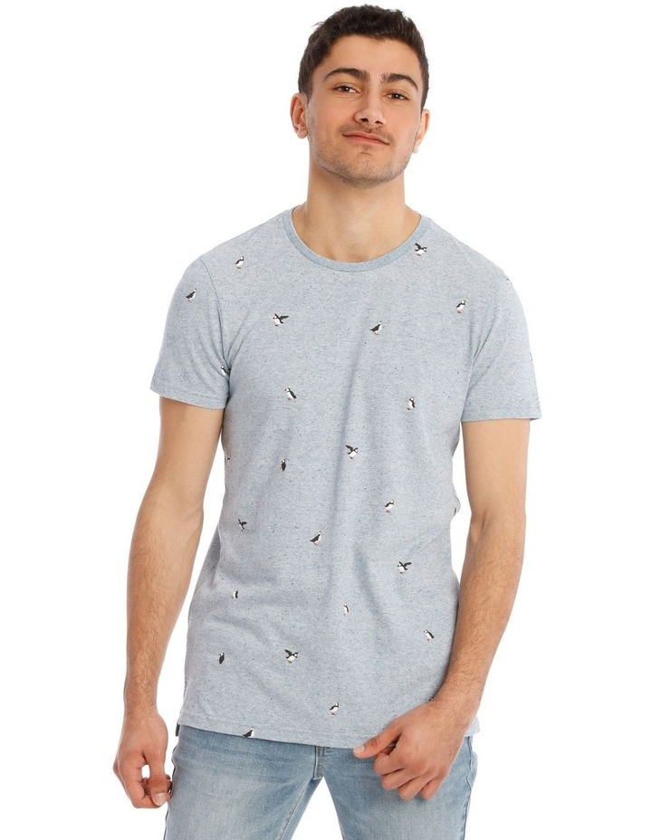 Puffin Convo Print Short Sleeve Tee image 1