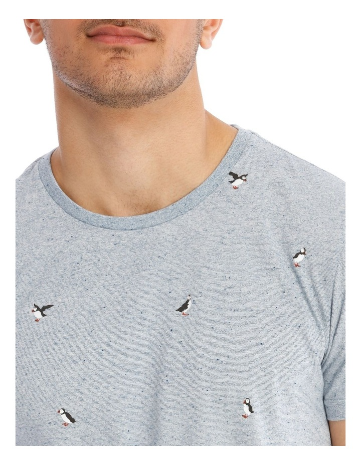 Puffin Convo Print Short Sleeve Tee image 4