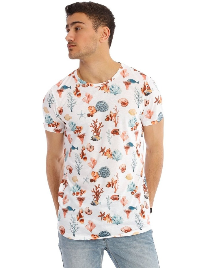 Under the Sea All Over Print Short Sleeve Tee image 1