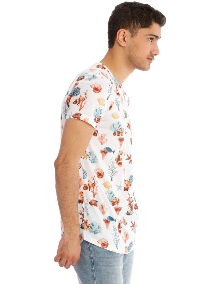 Under the Sea All Over Print Short Sleeve Tee image 2