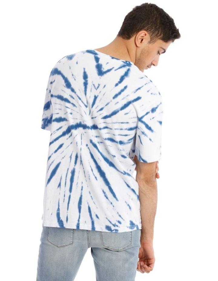 Tropic Tie Dye Short Sleeve Tee image 3
