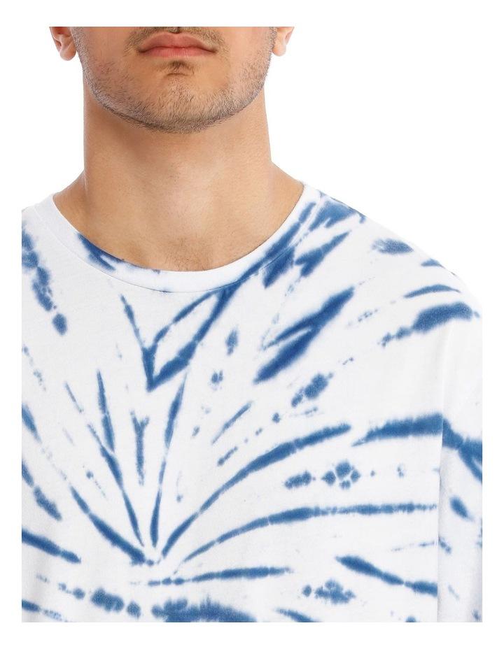 Tropic Tie Dye Short Sleeve Tee image 4