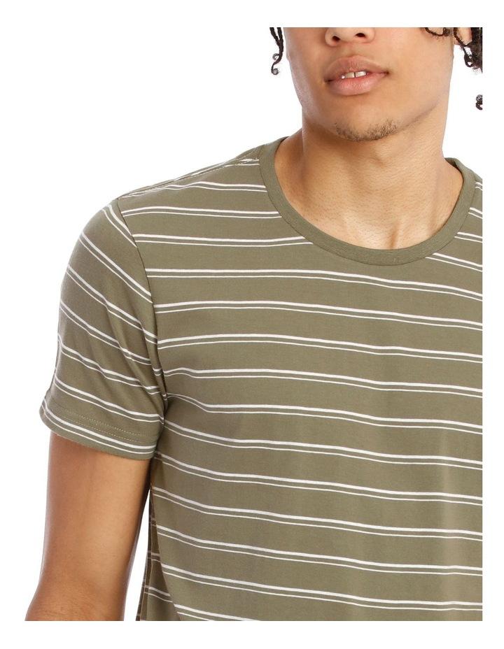 Sullivan Stripe Short Sleeve Tee image 4