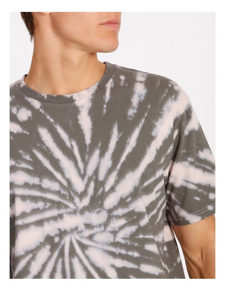 The Austin Tie Dye Skater Tee image 4