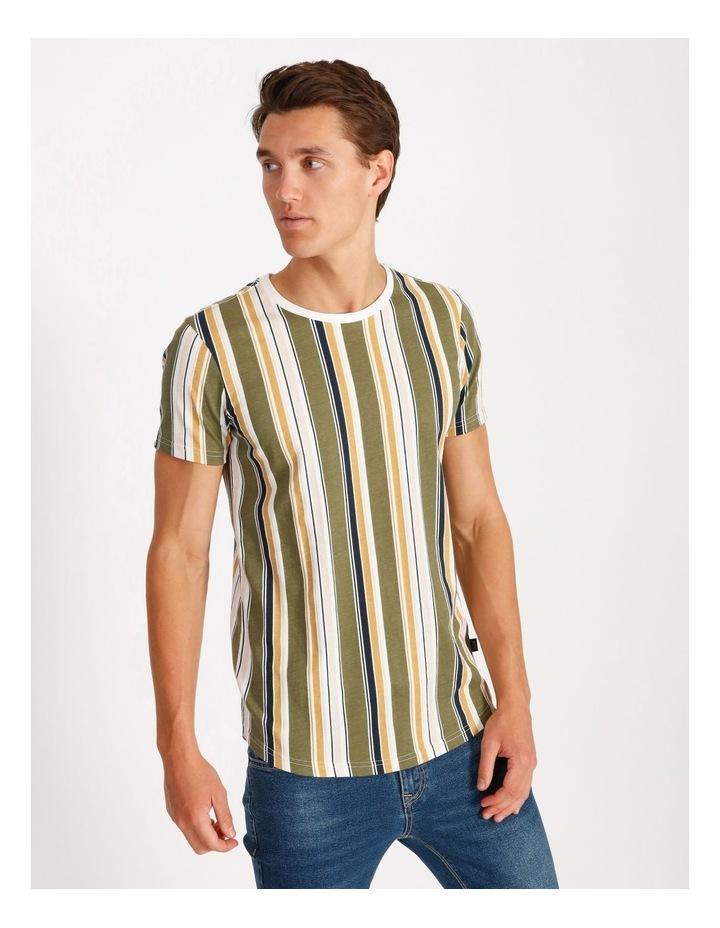 Spectrum Vertical Stripe Tee image 1