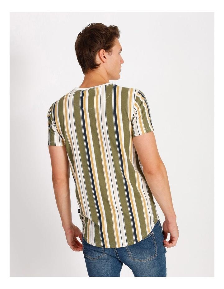 Spectrum Vertical Stripe Tee image 3