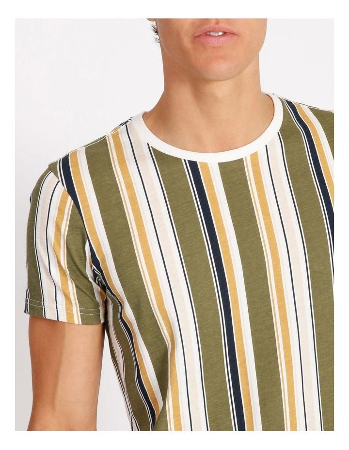 Spectrum Vertical Stripe Tee image 4