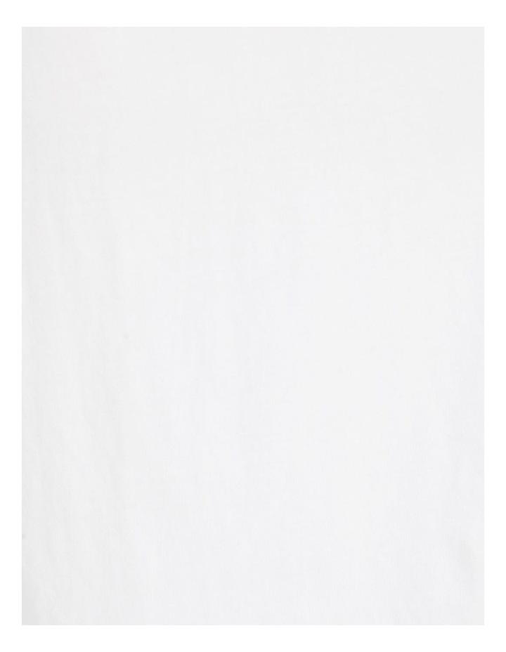 Hooley Heavy Pigment Short Sleeve Skater Tee White image 7