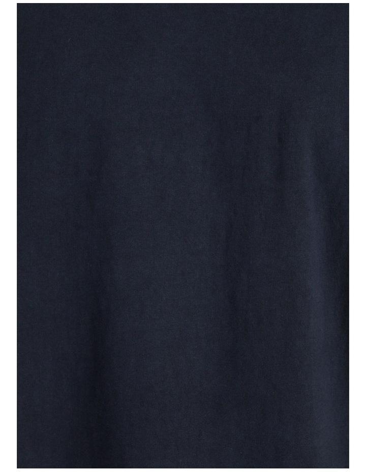 Hooley Heavy Pigment Short Sleeve Skater Tee Navy image 7