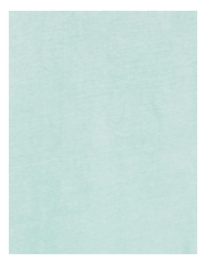 Hooley Heavy Pigment Short Sleeve Skater Tee Light Blue image 7